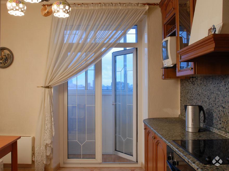 Балконная дверь с большим окном за и против - стр. 1 - запис.
